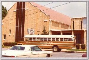 22nd Street Sanctuary - 1975
