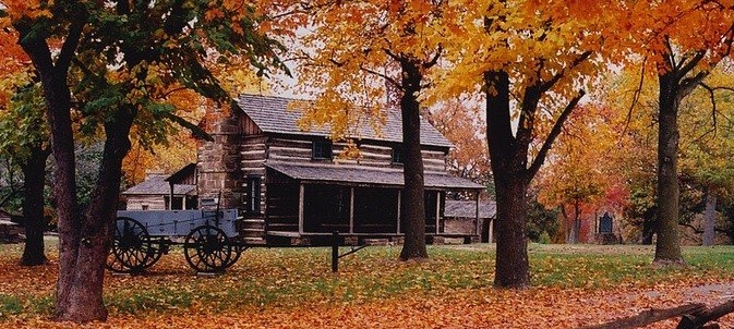 Latta House, Prairie Grove Battlefield State Park, Arkansas