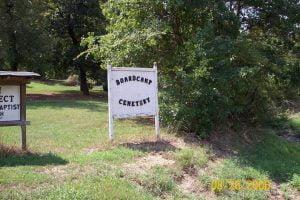 Board Camp Cemetery, Board Camp, Arkansas