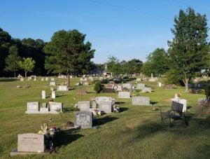 Concord Cemetery, Mena, Arkansas