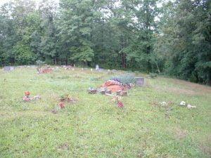 Crystal Hill Cemetery, Wickes, Arkansas
