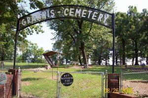 Grannis Cemetery, Grannis, Arkansas