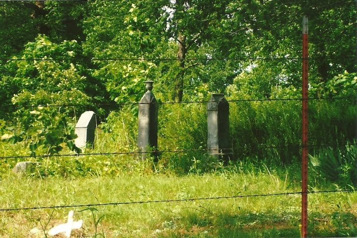 Hilton Cemetery, Board Camp, Arkansas - FM