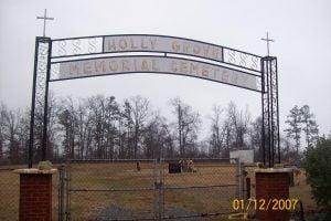 Holly Grove Cemetery, Grannis, Arkansas