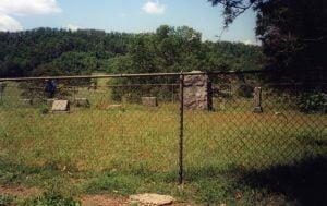 McKinney Cemetery, Potter, Arkansas